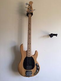 OLP Bass Guitar (officially licensed Ernie Ball Music Man StingRay copy)