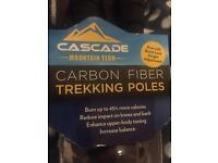 Carbon Fiber Trekking Poles BRAND NEW!