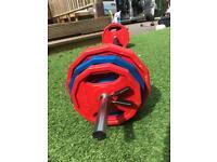 Body rip, body pump/studio barbell