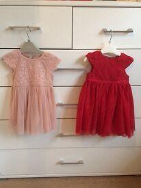6-9 month party dresses