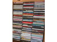 600+ CD's - All types of music, all mint condition