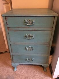 Beautiful annie slone chest of drawers