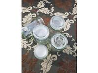 Jam jars for chutneys or sweets