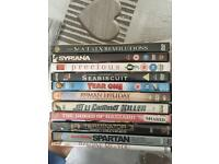 Selection of 11 DVD 's - open to offers