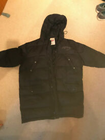 Mens Replay down / Quilted Long jacket