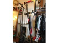 Delta Orion Home Gym 3 Station Body Building Strength with weights