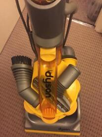 Dyson bagless vacuum cleaner