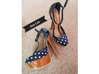 Ladies shoes size 3 PRICE ON PICS