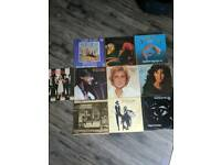 Job lot of Vinyls