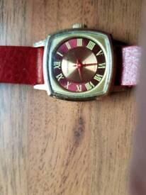 Wrist watch mechanichal