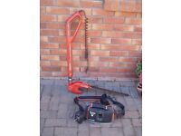 FLYMO CORDLESS HEDGE TRIMMER