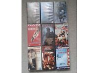 Al Pacino job lot collection VHS films 9 in total