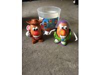 Toys story Mr potato head