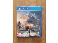 Assassin's Creed Origins PS4.