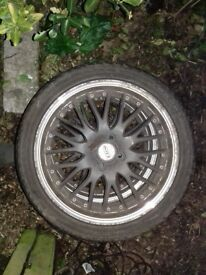 17 inch alloy wheels rover fit