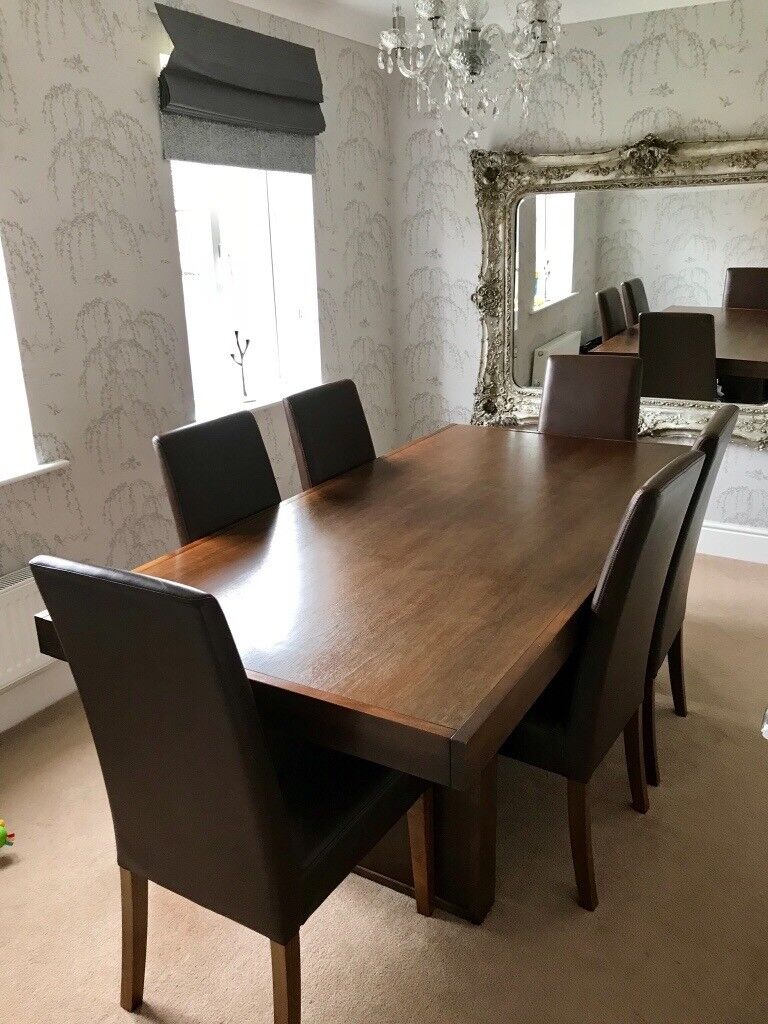 Barker and Stonehouse dining table and chairs | in Ingleby ...