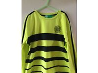 Celtic pyjamas - official merchandise - age 10/11yrs - like new!