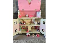 Elc rosebud cottage / dolls house