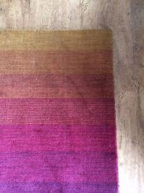 Sanderson rug from John Lewis