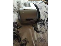 Used Polaroid camera