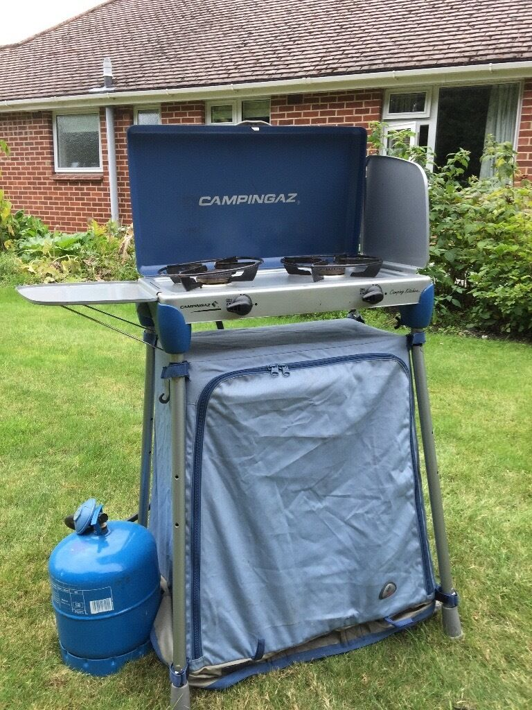 Campingas Camping Kitchen with Grill and Larder under.   in Ringwood ...