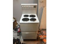 Hotpoint Freestanding double oven