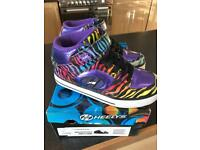Heelys tornado - purple