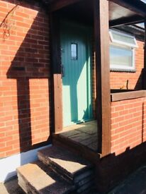 Two bedroom bungalow to rent available for immediate move in