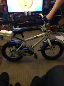 Police patrol kids bike