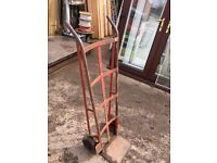 Sack Barrow (quality Trolley) Good Working Condition) £25-00