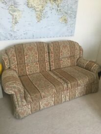 Large 2 Seater Sofa Couch