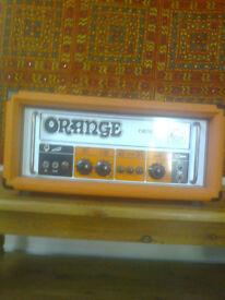 Orange OR50 Head