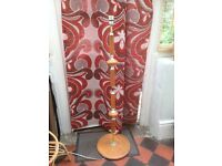 Retro vintage standard lamp