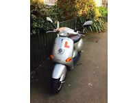 FOR SALE VESPA ET2 50cc GOOD WORKING £550
