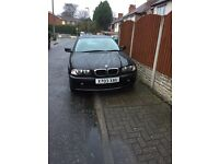 BMW 318 coupe lovely drive selling for cheap