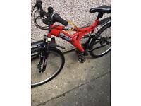 Mountain bike 26 inch wheels good condition £30