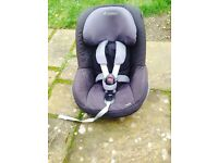 Maxi Cosi Pearl car seat (ages 1-4 )