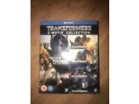 Transformers complete collection blu rays