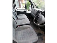 Citroen Relay 2002 SWB, 2.0 HDI runs well but some faults
