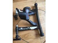 Elite Mag-Speed Turbo Trainer (5-speed) magnetic roller trainer for bike training/warm-ups