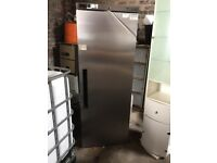 STAINLESS WILLIAMS FRIDGE
