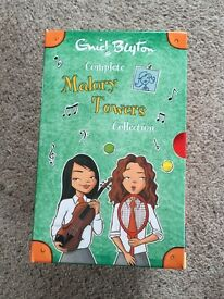 complete malory towers set
