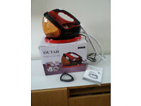 Outdad steam generator iron