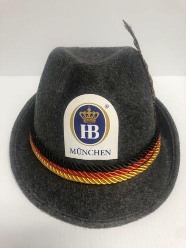 *NEW* Hofbrau German Alpine Hat