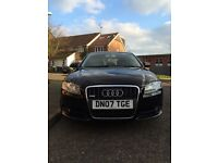 2007 Audi A4 S Line Saloon manual not BMW or Mercedes Audi History HPI Clear Bargain Car
