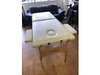 Mobile Massage Bed