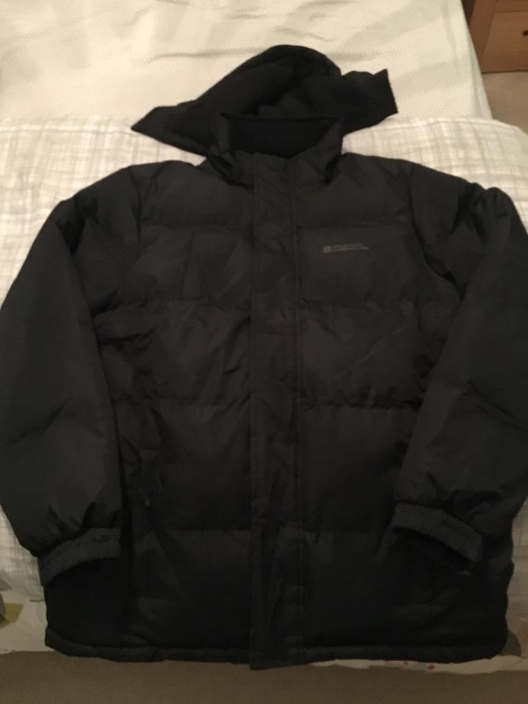 Men's mountain warehouse coat