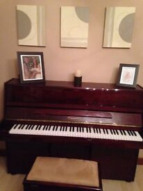 Piano for sale, cost £1550 from Cranes, sell for £900. Immaculate condition, just needs tuning.