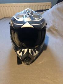 Takachi tk70 motocross helmet