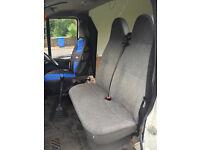 Ford Transit MK6 double passenger seat